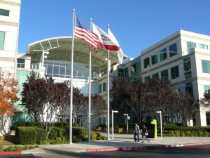 Apple HQ 1 Infinite Loop
