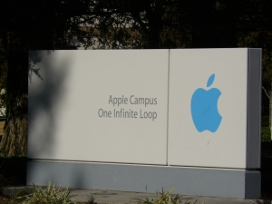 Apple Sign 1 Infinite Loop