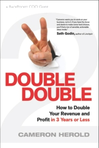 Double Double by Cameron Herold